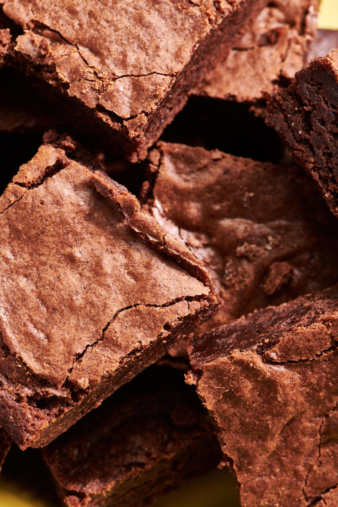 Fudgy One-Pot Brownies