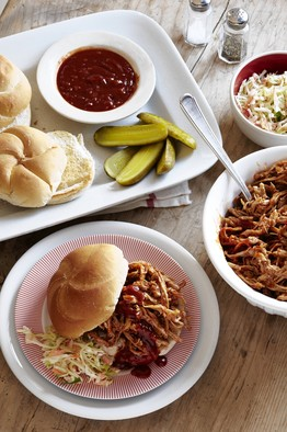 Mom-and-Pop Pulled Pork