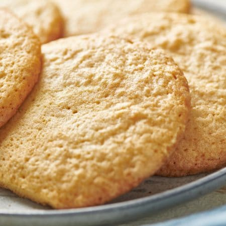 Best Soft Chewy Sugar Cookies