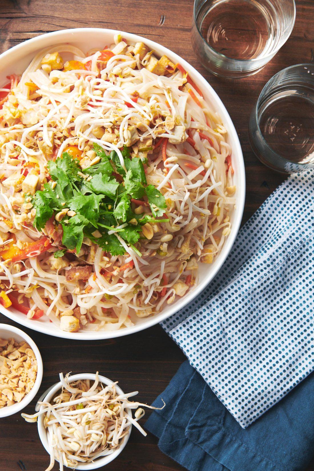 Vegetarian Pad Thai
