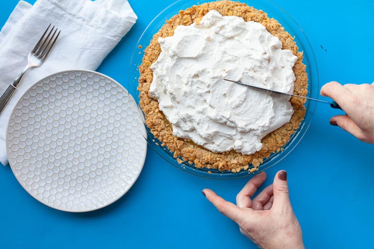 How to Make Atlantic Beach Pie / Katie Workman / themom100.com / Carrie Crow