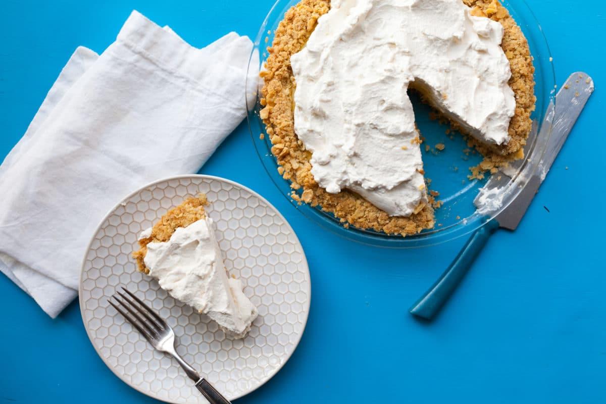 The Best Atlantic Beach Pie Recipe/ Katie Workman/ themom100.com/ Carrie Crow