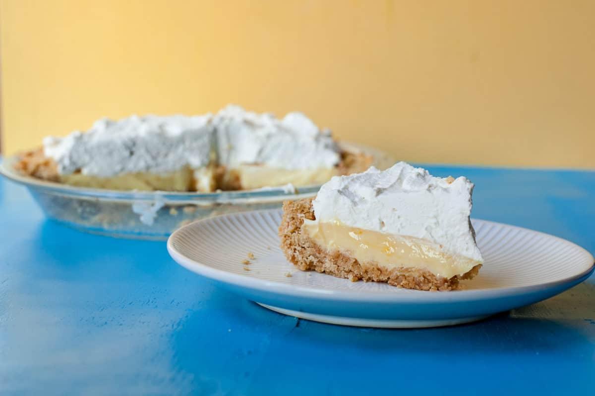 The Best Atlantic Beach Pie Recipe NPR Found Recipes Bill Smith/ Katie Workman/ themom100.com/ Carrie Crow