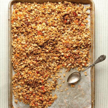 Crunchy Chewy Granola