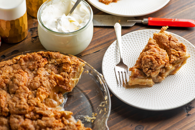 Best Apple Streusel Pie