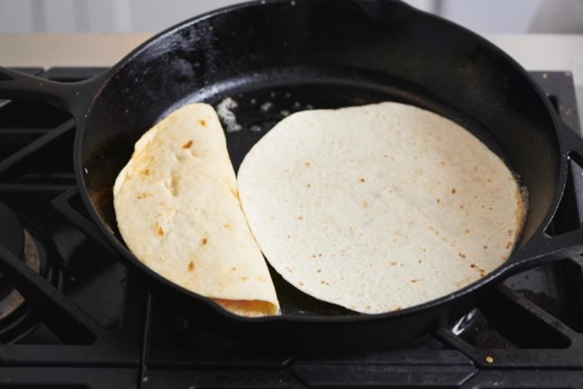 How to Make Quesadillas