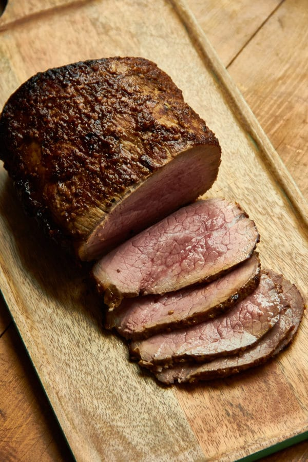 eye of round roast beef recipe