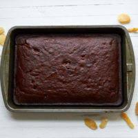 Pumpkin Gingerbread with Crystallized Ginger / Mia / Katie Workman / themom100.com