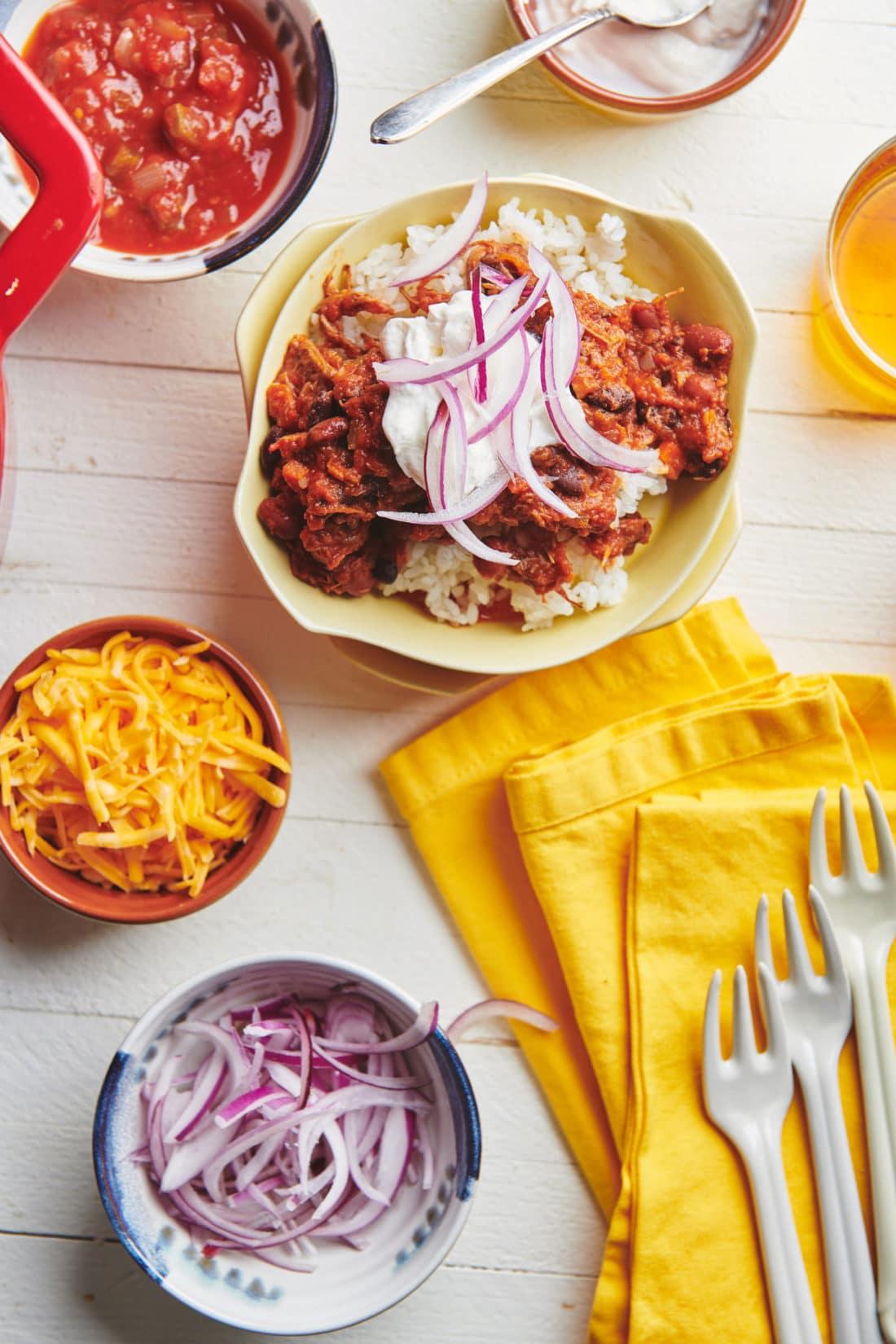 Barbacoa Beef Chili