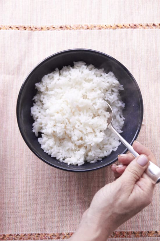 How Do You Reheat Rice in the Microwave?