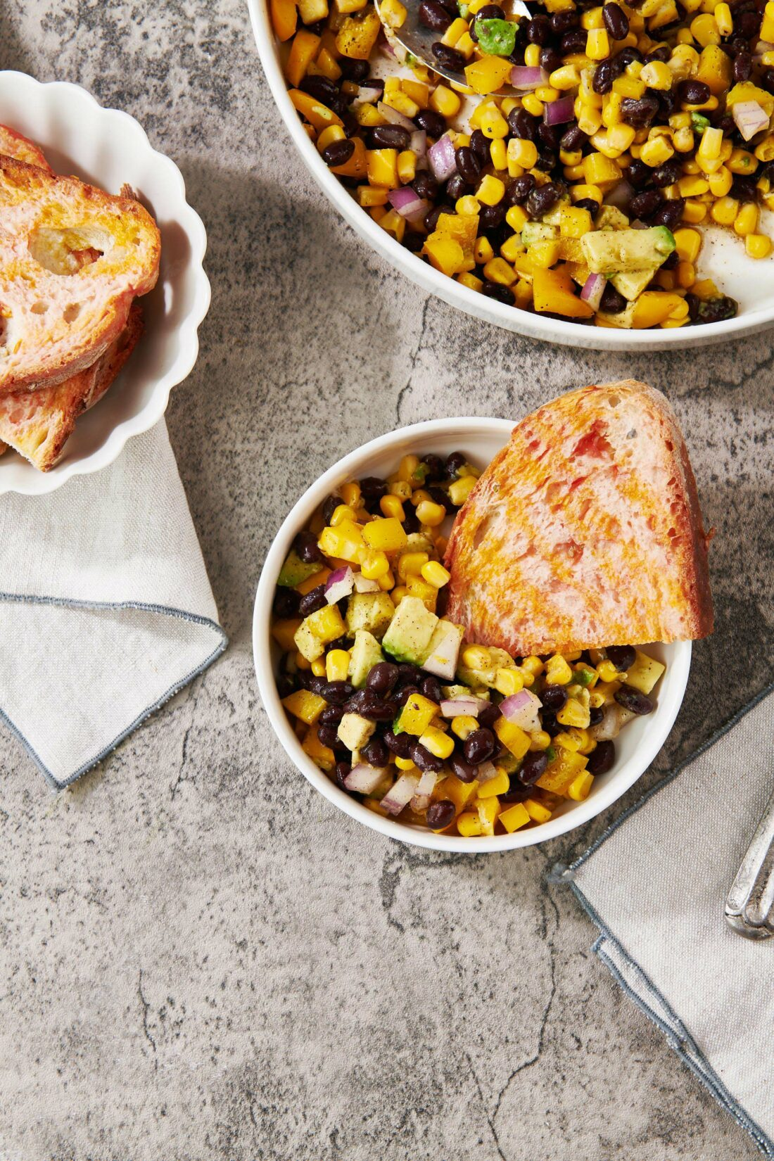 Southwest Black Bean and Corn Salad