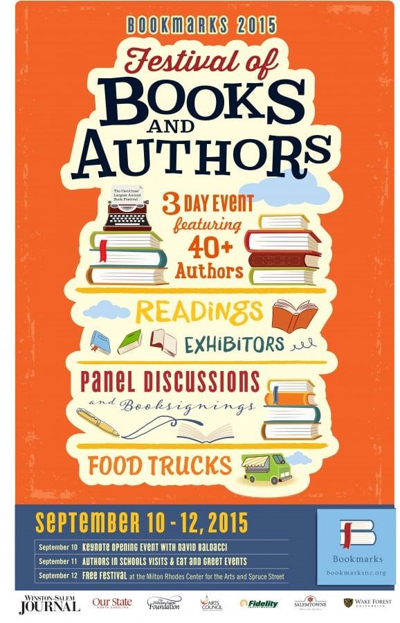 Winston-Salem Book Tour!