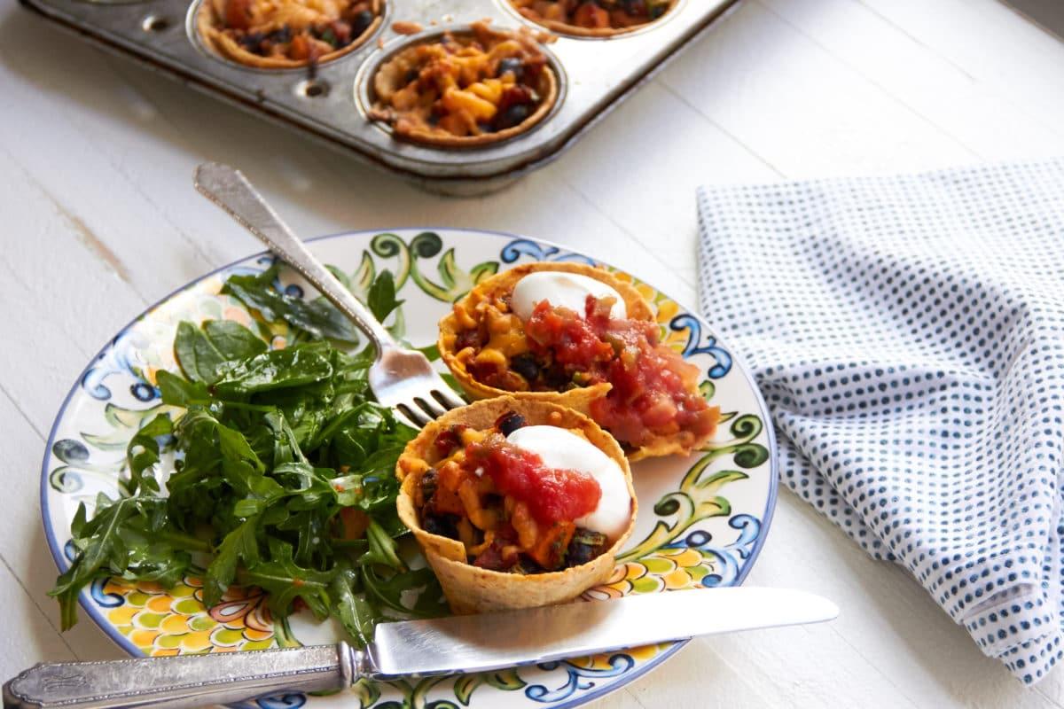 Chicken Enchilada Appetizer / Mia / Katie Workman / themom100.com