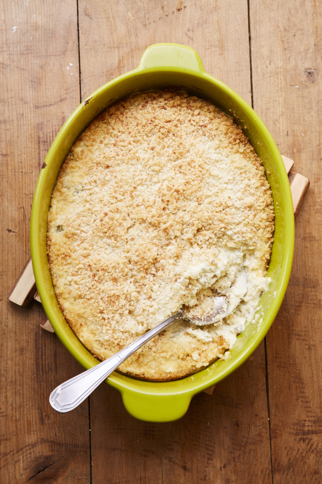 Hot Jalapeno Popper Dip from Katie Workman/ themom100.com. Photo by Evi Abeler