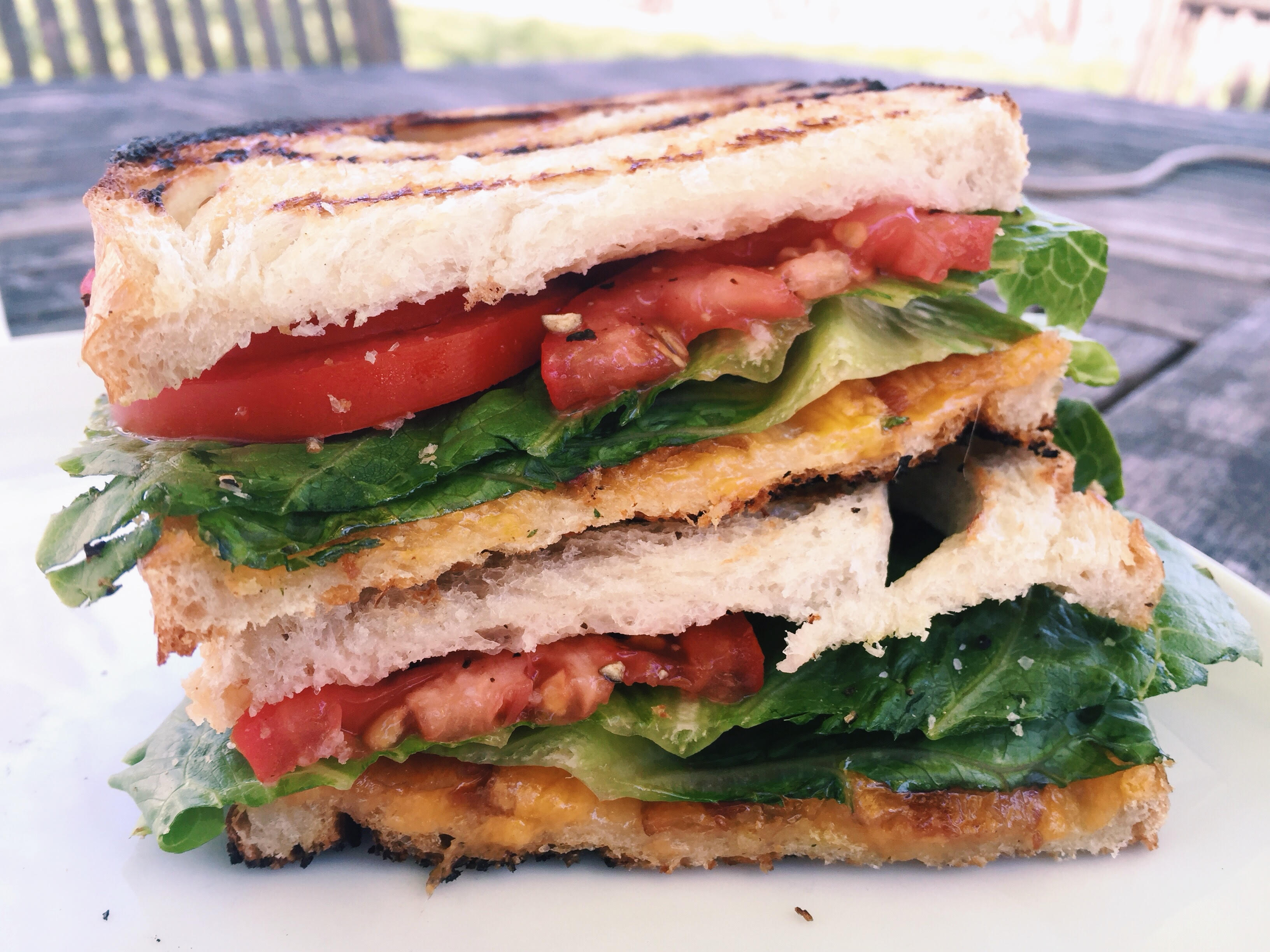 The Ultimate Blt Grilled Cheese Recipe The Mom 100