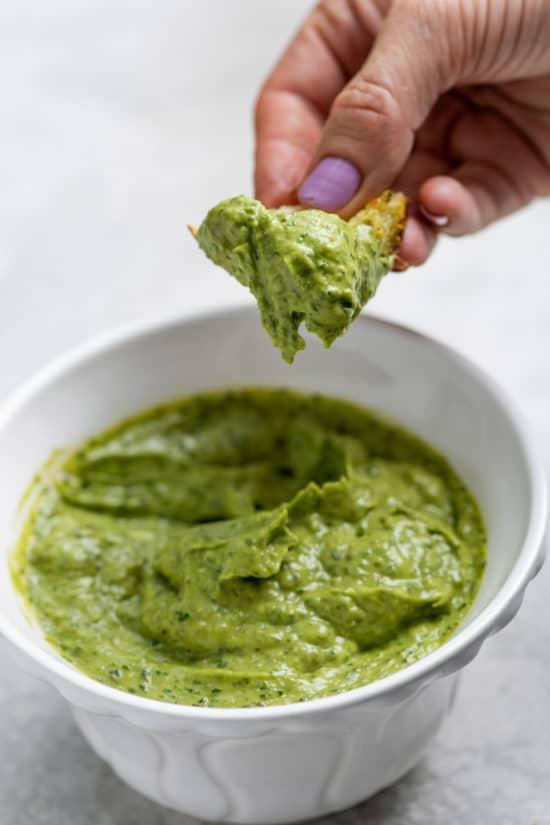 Pesto Guacamole