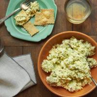 Killer Egg Salad / Mia / Katie Workman / themom100.com