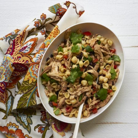 Chipotle Chicken Salad / Carrie Crow / Katie Workman / themom100.com
