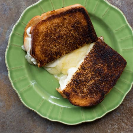 Grilled Cheese with Apple Jam / Sarah Crowder / Katie Workman / themom100.com