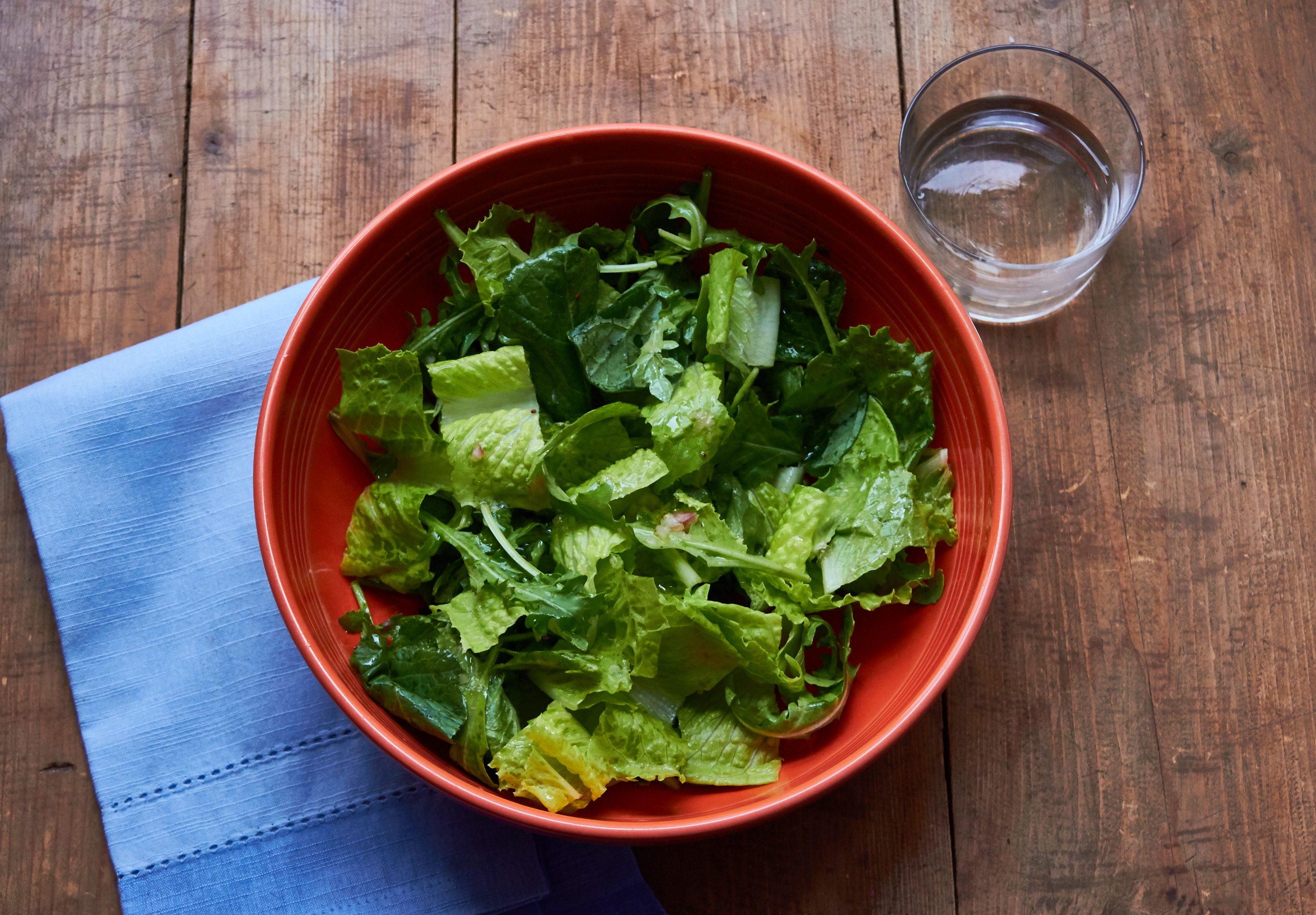 3 Great And Really Simple Green Salads The Mom 100