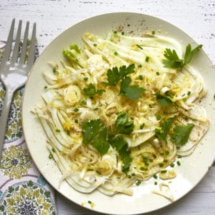 Fennel and Endive Salad / Mia / Katie Workman / themom100.com