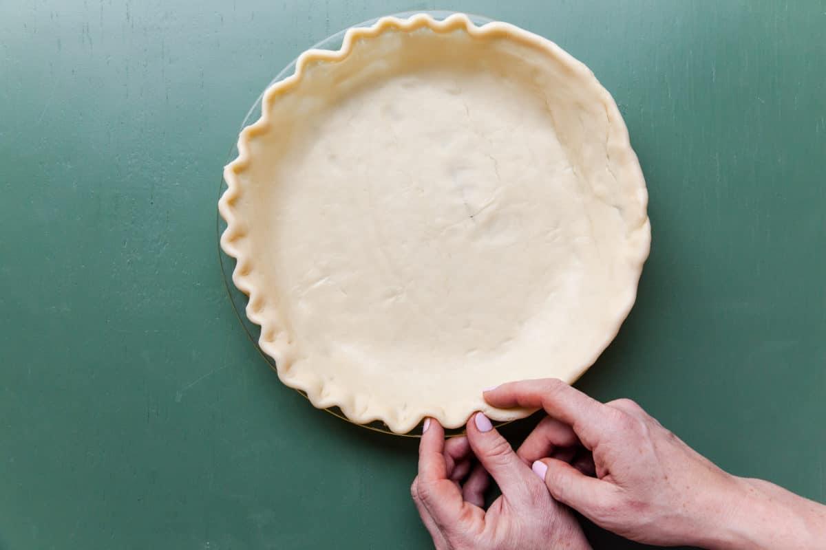 WeWalka Pie Crust / Carrie Crow / Katie Workman / themom100.com