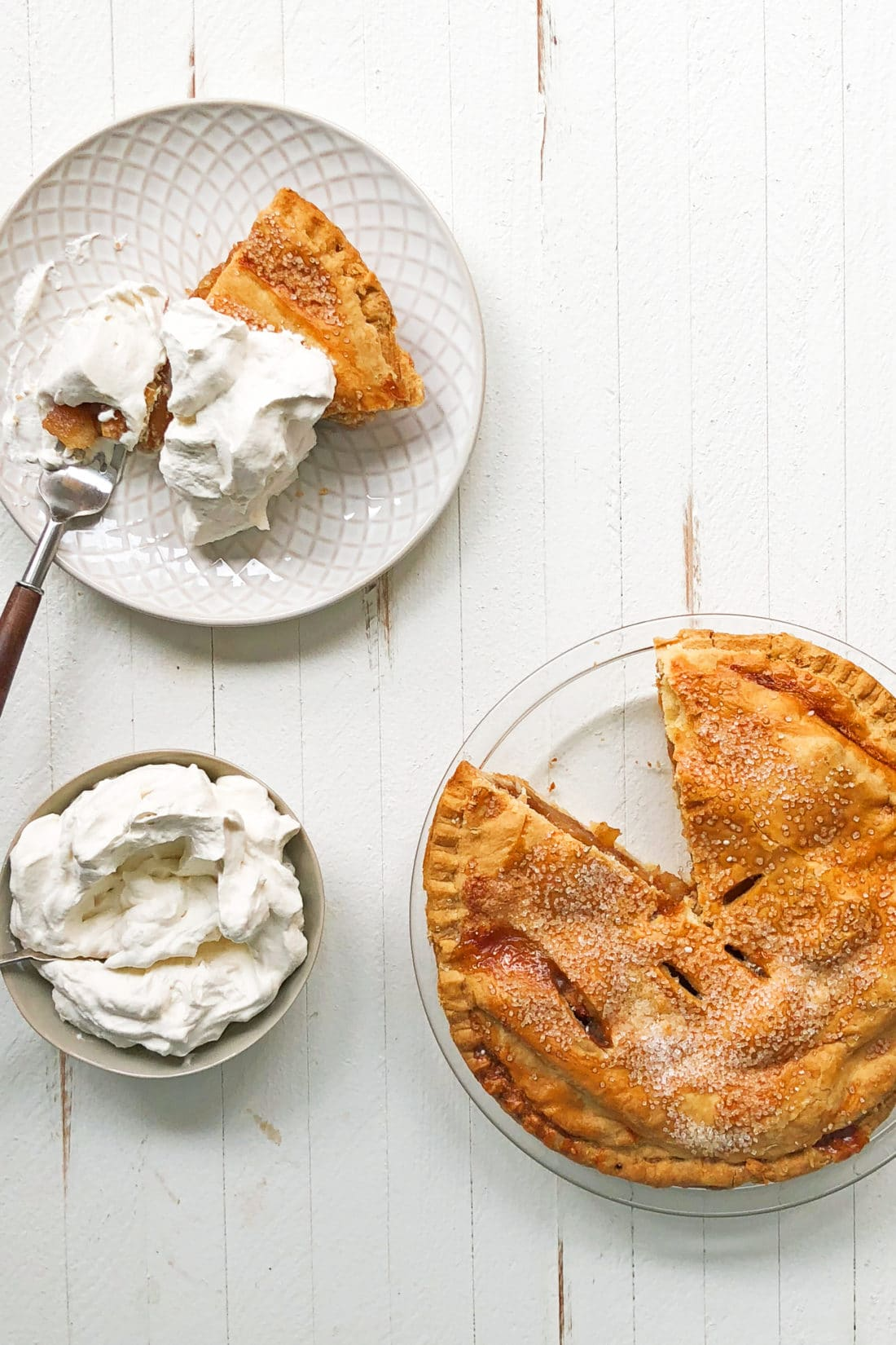 How to Make Perfect Whipped Cream / Mandy Maxwell / Katie Workman / themom100.com