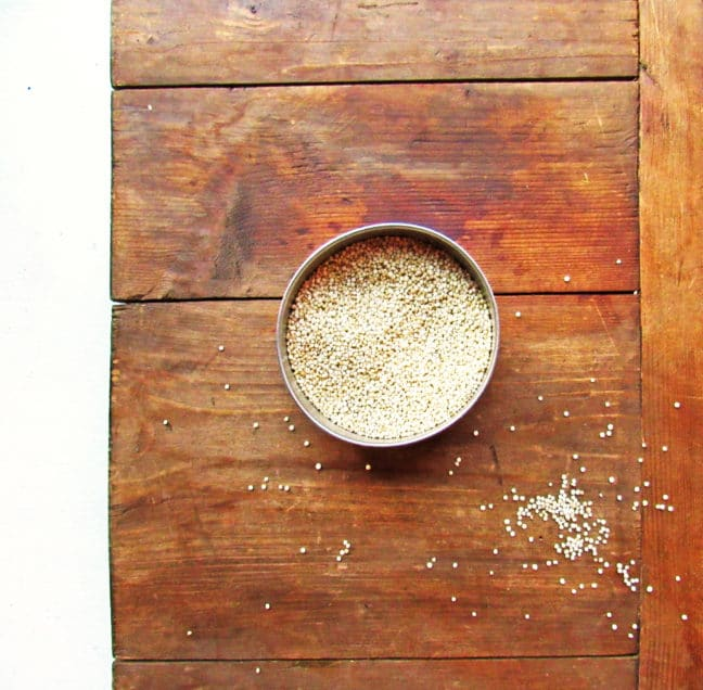 How to Make Perfect Quinoa on the Stove / Laura Agra / Katie Workman / themom100.com