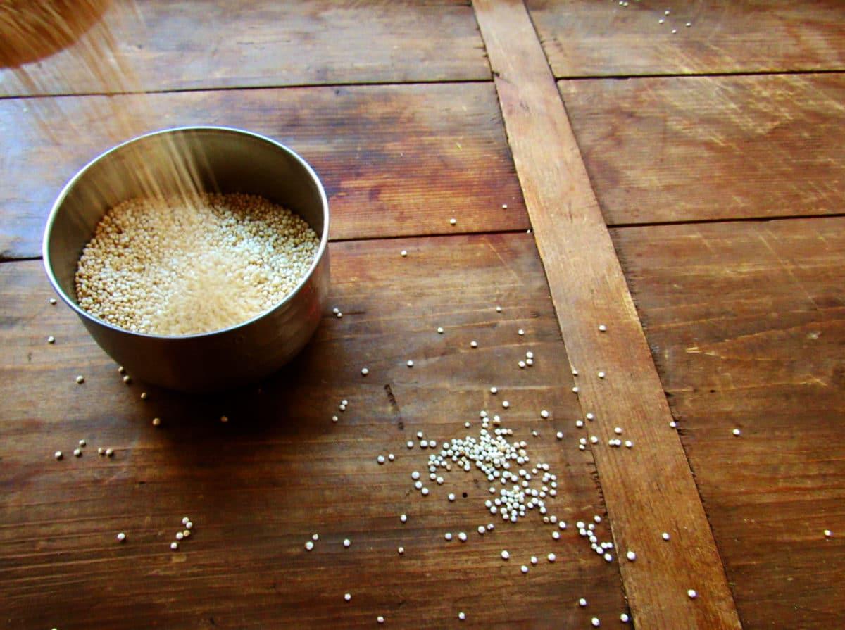 How to Make Perfect Quinoa / Laura Agra / Katie Workman / themom100.com