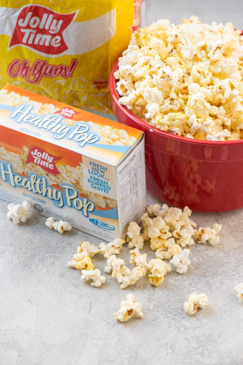 A Big Bowl of Popcorn