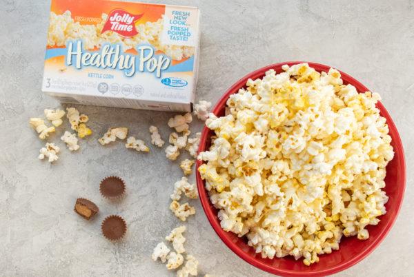 A Big, Happy Bowl of Popcorn