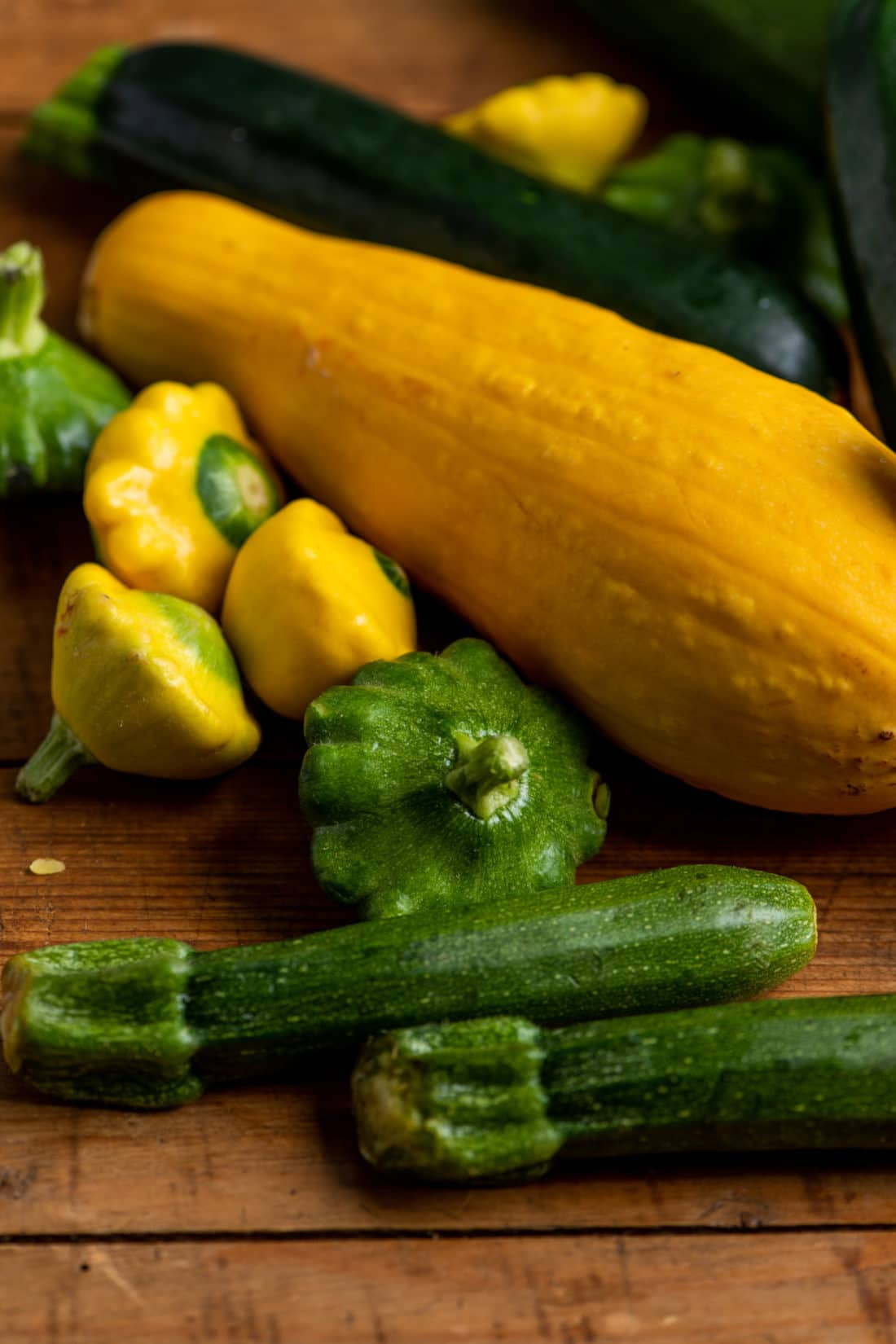 How to Cook Zucchini and Summer Squash / Katie Workman / themom100.com / Photo by Cheyenne Cohen