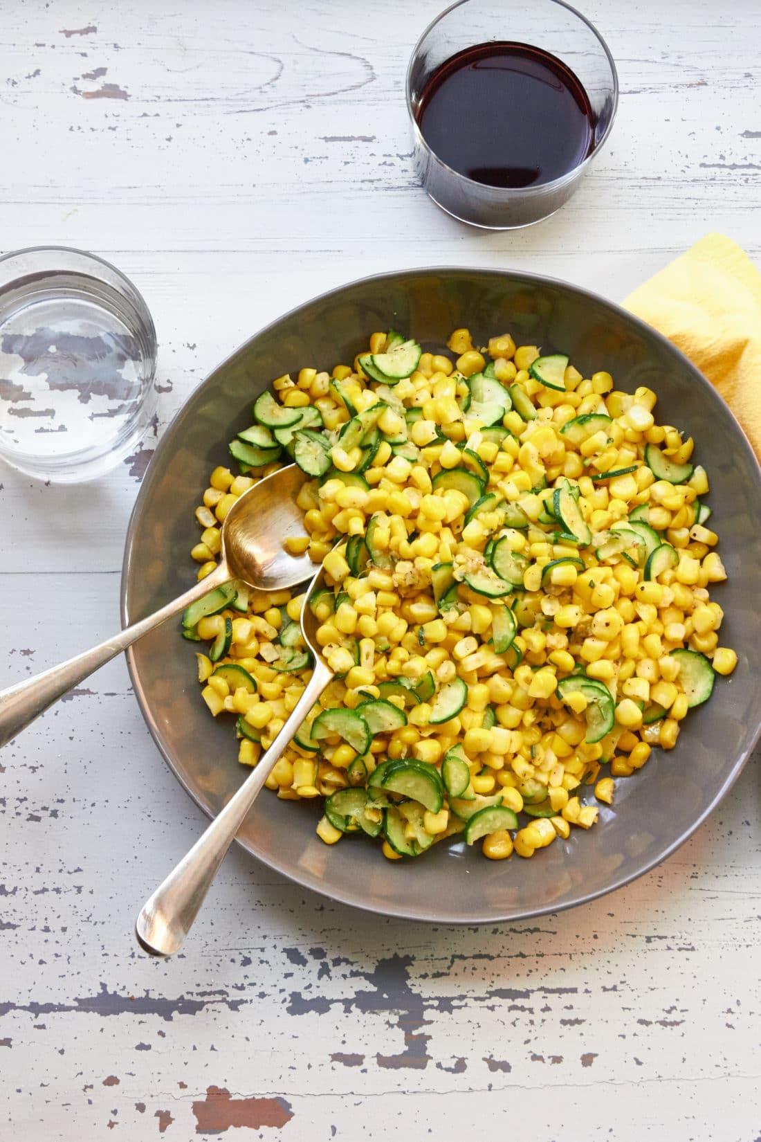 brown buttered corn / Mia / Katie Workman / themom100.com