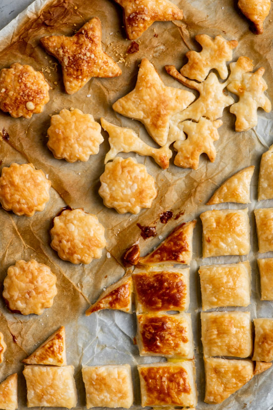 How to Make Puff Pastry Croutons