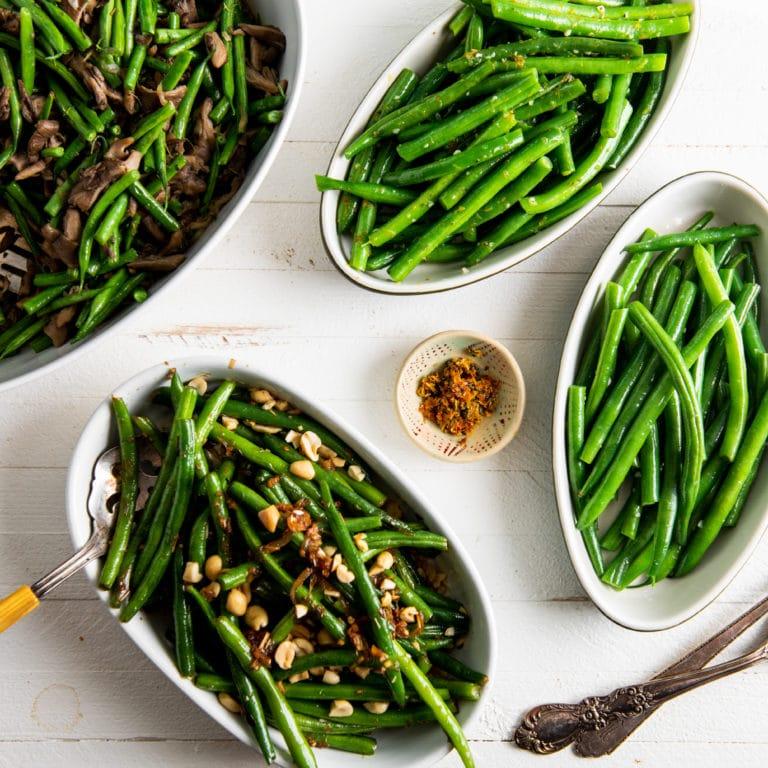 Green Bean Medley