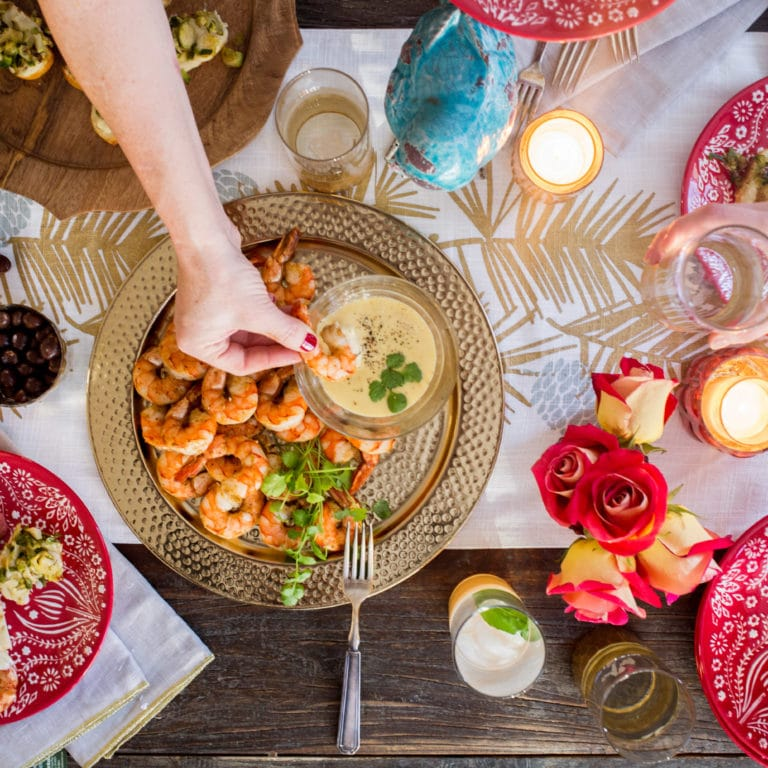 How to Throw a Holiday Open House Party