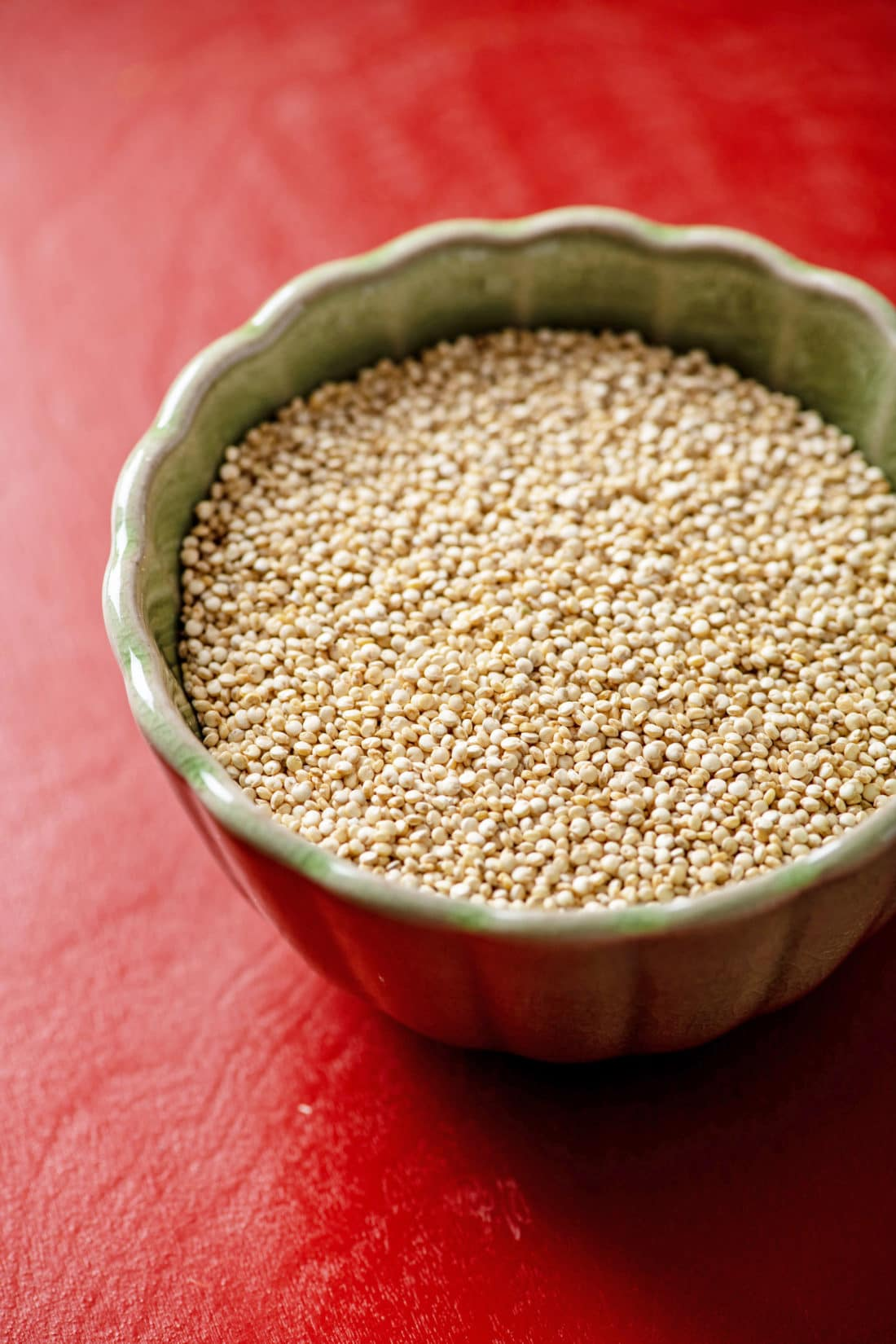 How to Make Perfect Quinoa on the Stove