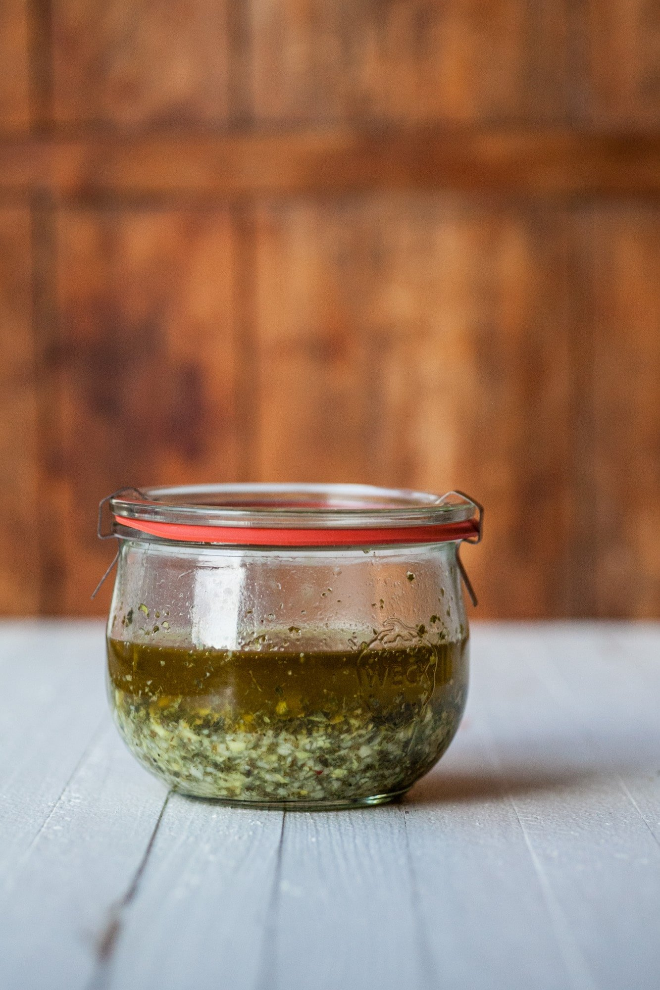 Ginger Mint and Lime Marinade / Carrie Crow / Katie Workman / themom100.com