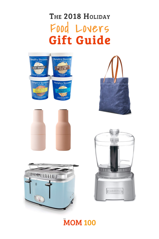 The 2018 Holiday Food Lovers Gift Guide
