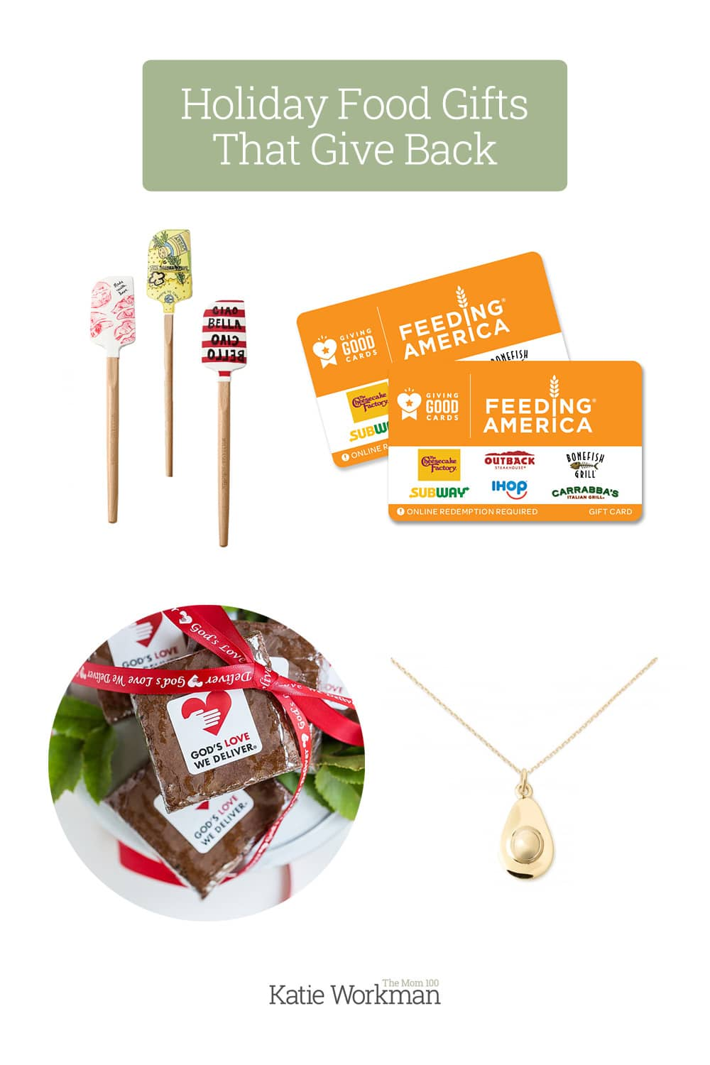 Holiday Food Gifts That Give Back 2020