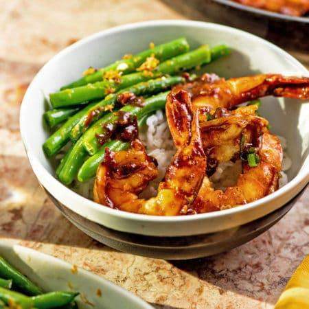15-Minute Hoisin Shrimp