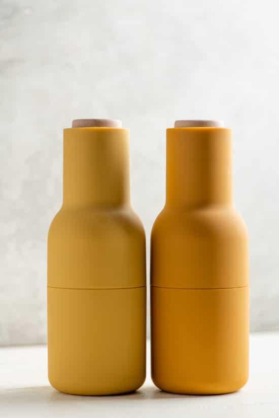 Menu Bottle Grinder Set by Norm Designs