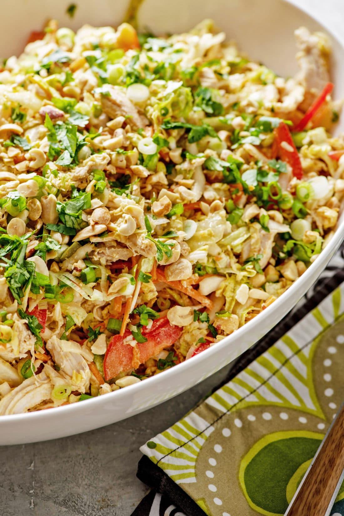Indonesian Chicken Salad