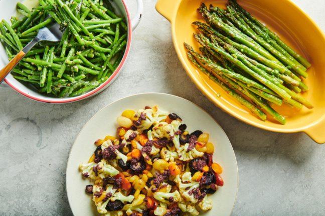 Green Bean Nicoise Salad