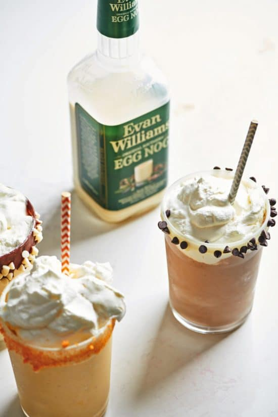How to Turn Leftover Egg Nog Into Milkshakes