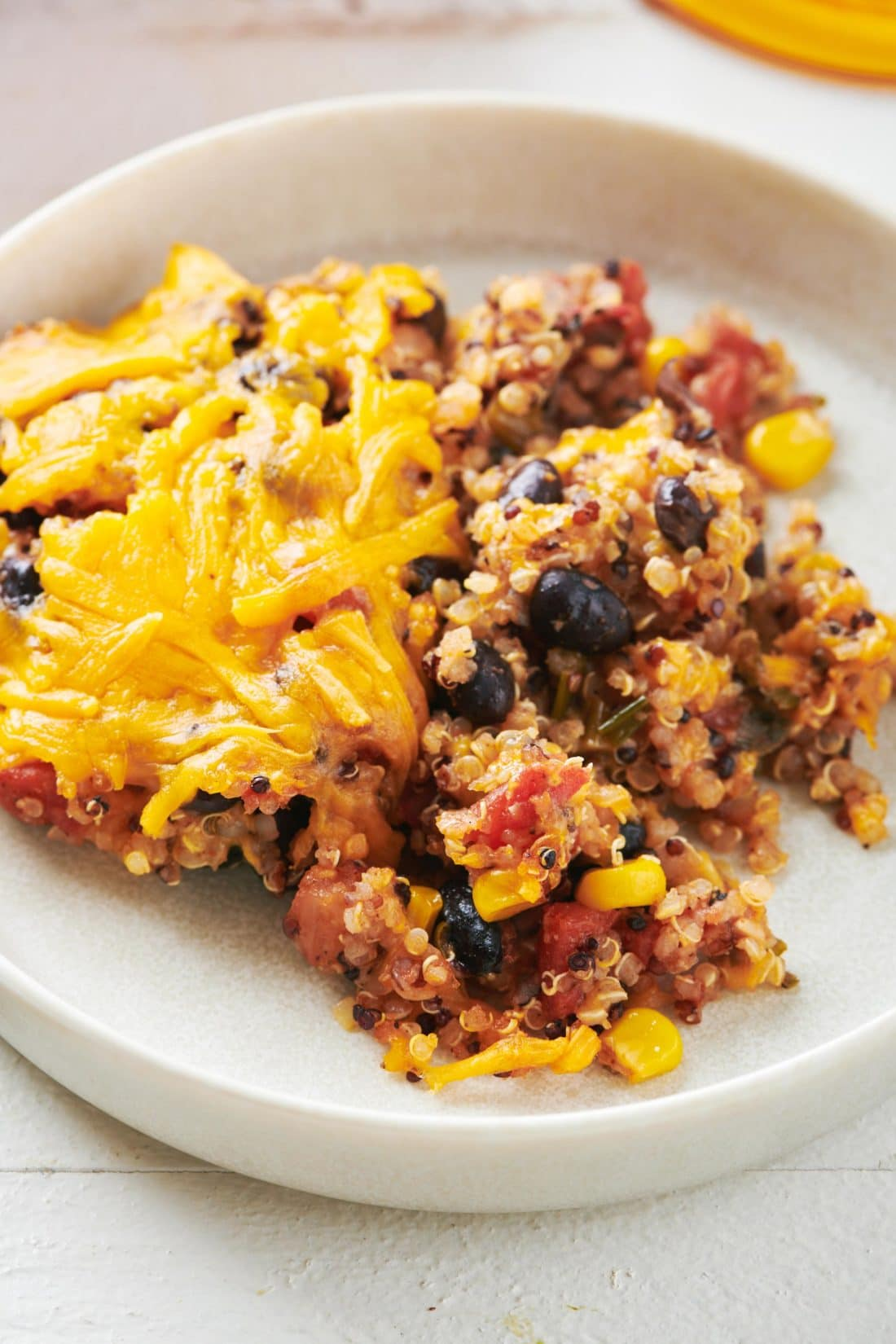 Southwest Quinoa Bake