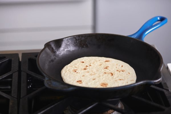 How to Warm Tortillas