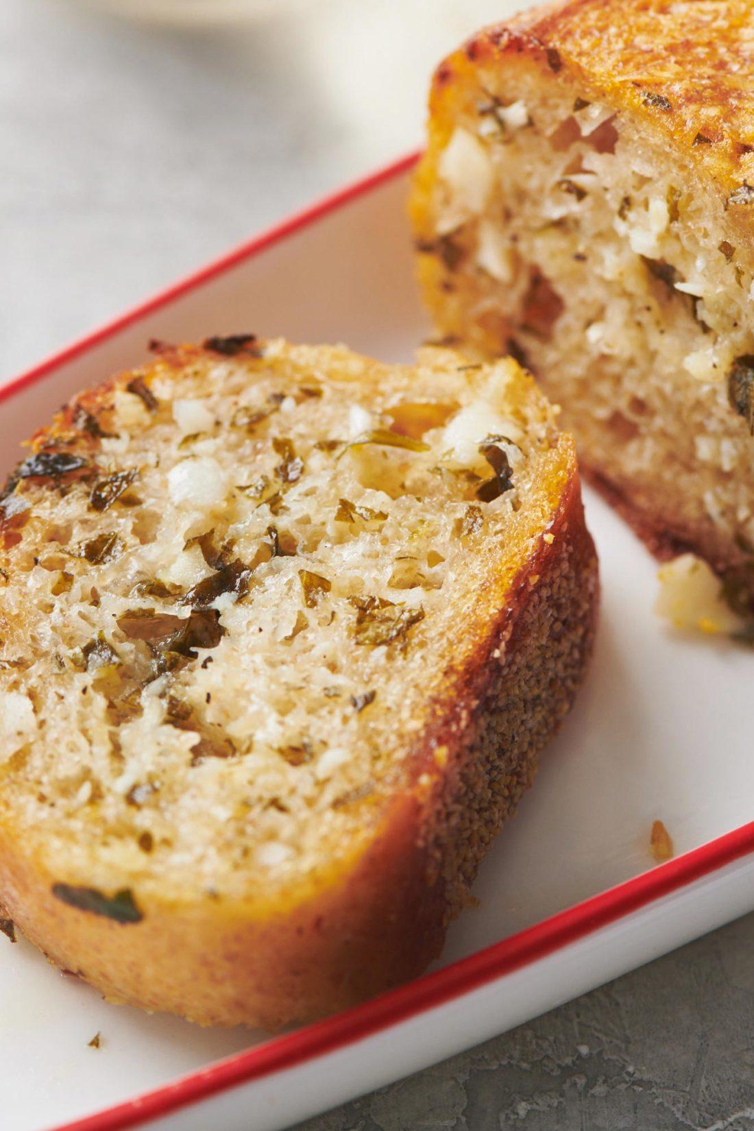 Ranch Garlic Bread