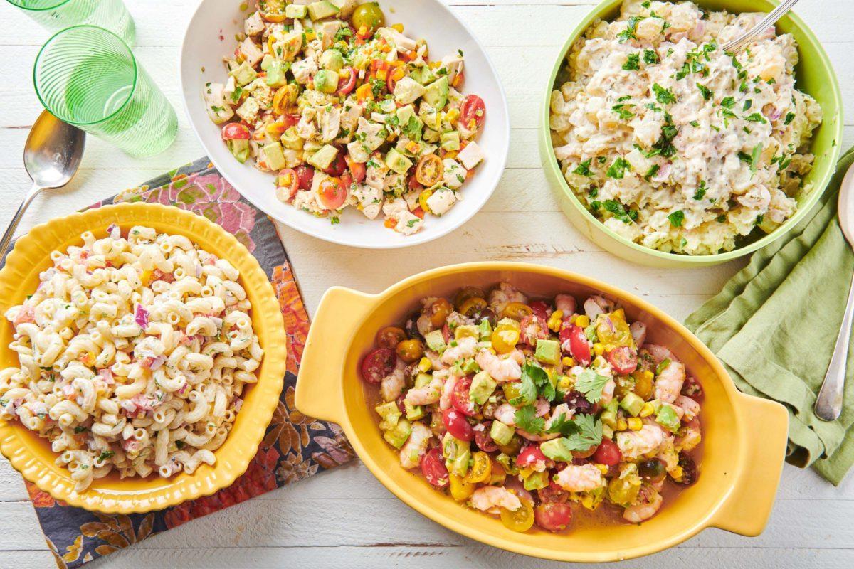 Summer Shrimp and Avocado Salad