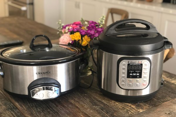 What is the Difference Between a Slow Cooker and an Instant Pot?